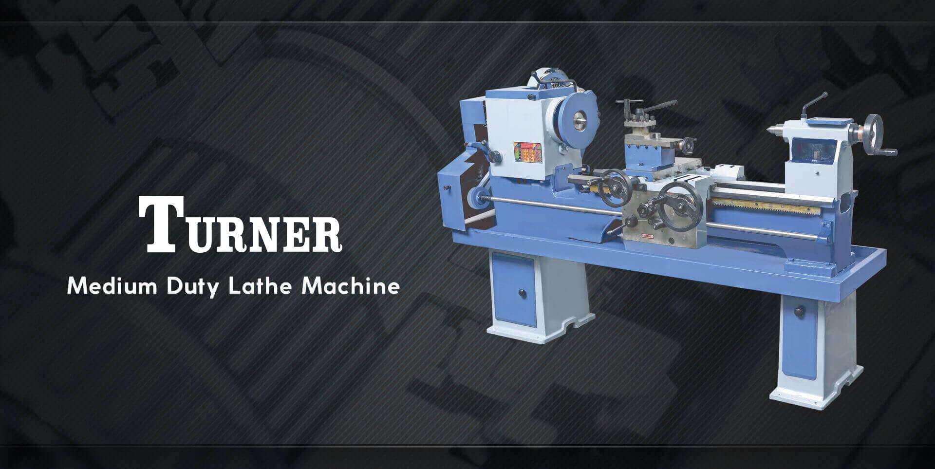 Medium Duty Lathe Machine Manufacturer | Macpower Industries