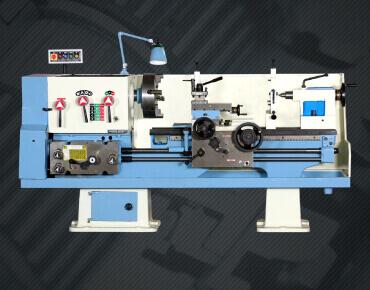 All Gear Lathe Machine Series | Macpower Industries
