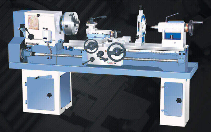 Medium Duty 215 Under Counter Lathe Machine