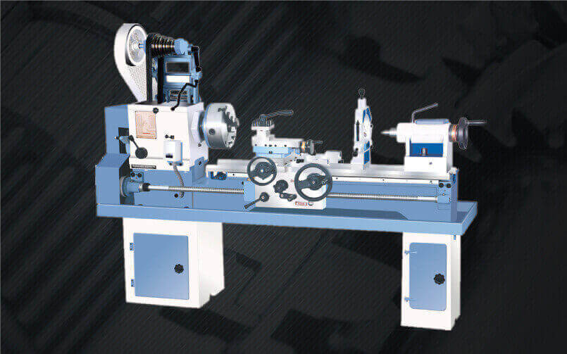 Medium Duty 215 Upper Counter Lathe Machine