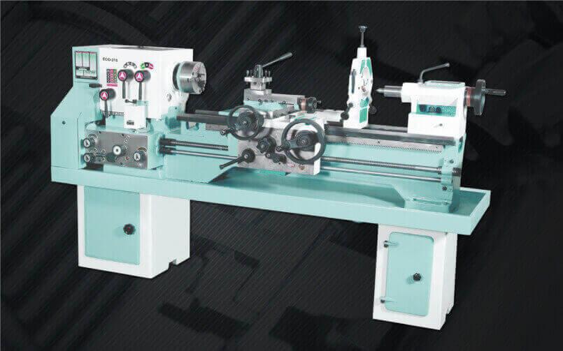 ECO – 215 All Geared Head Lathe Machine