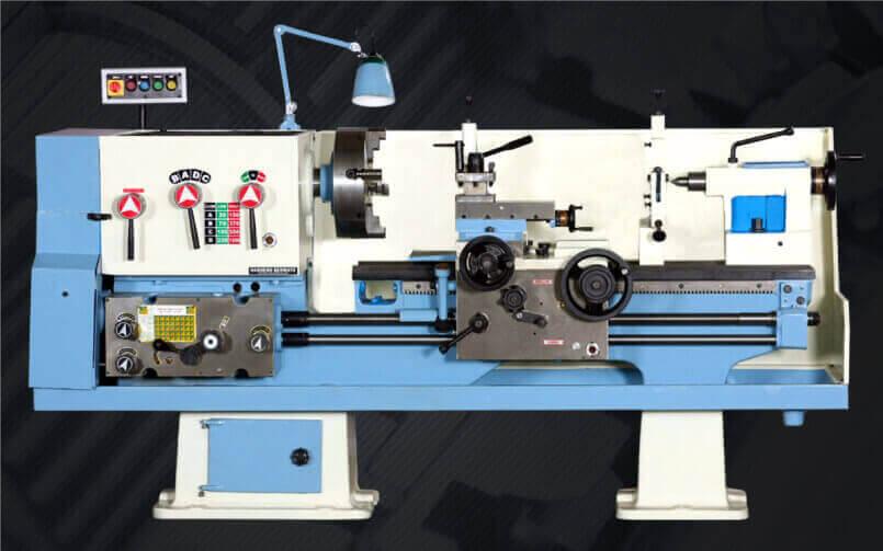 Heavy Duty 265 All Geared Head Lathe Machine