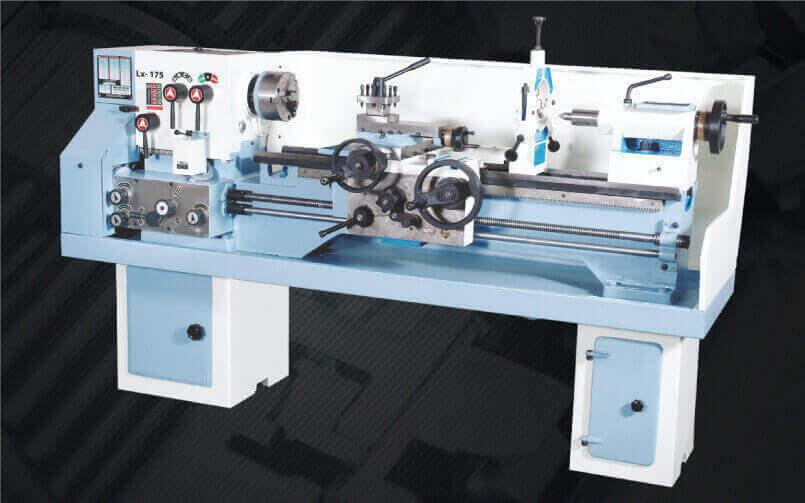 LX 175 All Gear Head Lathe Machine