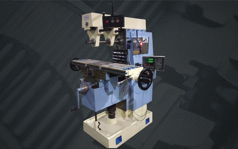 Universal Horizontal Fully Automatic Milling Machine AG-3