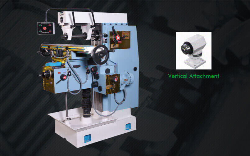 Universal Horizontal Fully Automatic Milling Machine AG-2