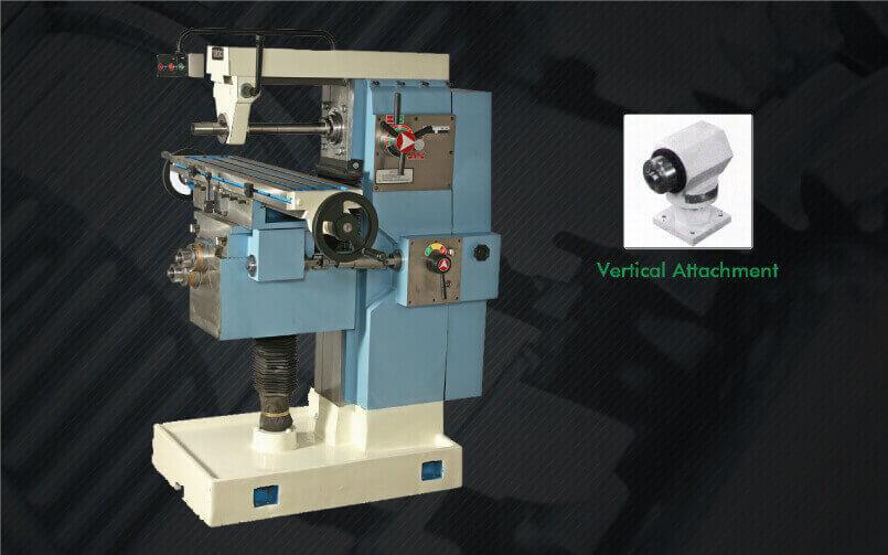 Universal Horizontal Milling Machine MAC-1