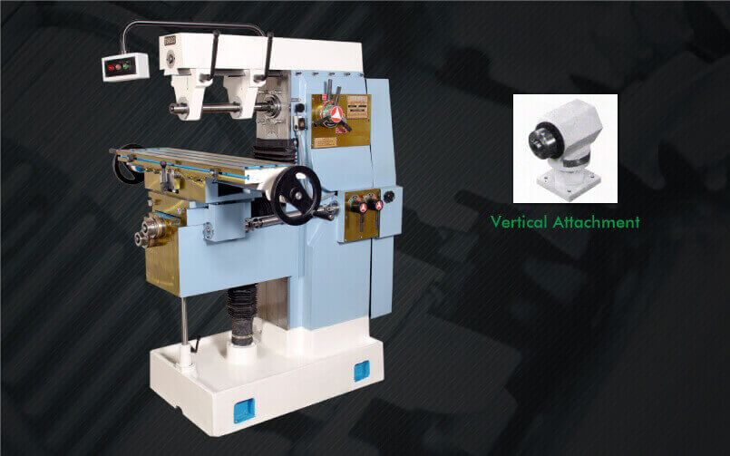 Universal Horizontal Milling Machine MAC-2