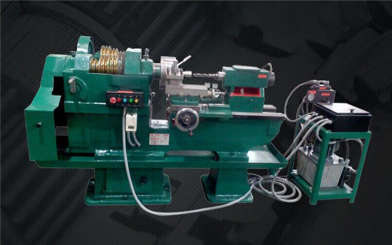 Hydraulic Quill Type Lathe Machine